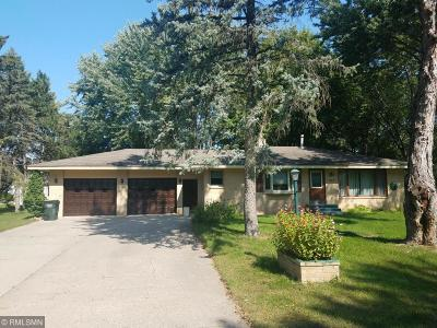 Waite Park MN Single Family Home For Sale: $164,800