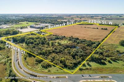Farmington Residential Lots & Land For Sale: Xxx 220th Street W