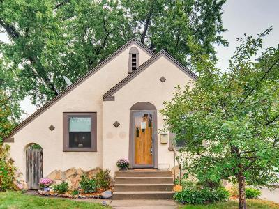 Minneapolis Single Family Home For Sale: 5341 32nd Avenue S