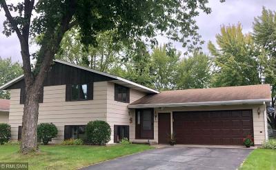 Saint Cloud MN Single Family Home For Sale: $157,000