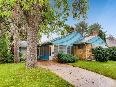 Saint Paul Single Family Home For Sale: 975 Orange Avenue E