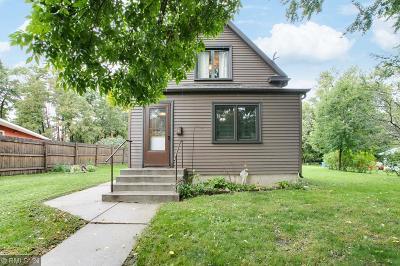 Cambridge Single Family Home For Sale: 626 4th Avenue SW