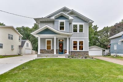 White Bear Lake Single Family Home For Sale: 2250 11th Street