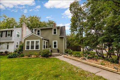 Minneapolis Single Family Home For Sale: 5500 26th Avenue S