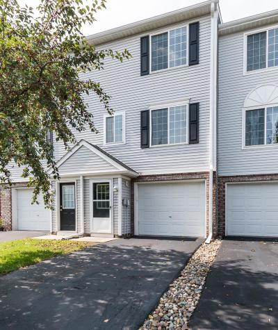 Apple Valley Condo/Townhouse For Sale: 15517 Foghorn Lane