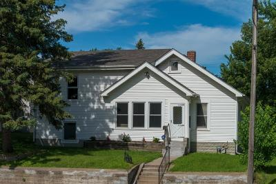 Minneapolis Single Family Home For Sale: 4215 Fremont Avenue N