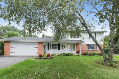 Bloomington Single Family Home For Sale: 9673 Vincent Avenue S