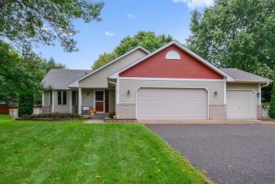 Blaine Single Family Home Contingent: 13158 Isanti Street NE
