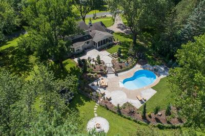Dellwood MN Single Family Home For Sale: $725,000