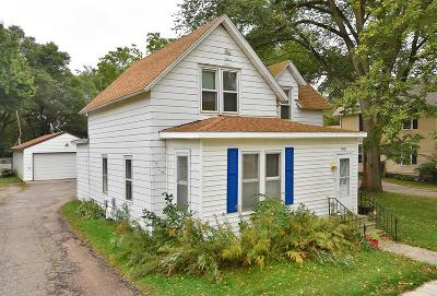 Faribault Single Family Home For Sale: 1115 Central Avenue N