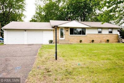 Brooklyn Center Single Family Home For Sale: 7019 Morgan Avenue N