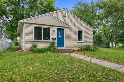 Saint Paul Single Family Home For Sale: 133 E Magnolia Avenue