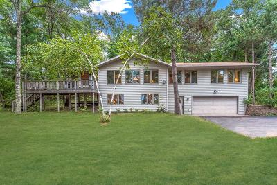 Merrifield Single Family Home For Sale: 29542 Huxtable Point Road