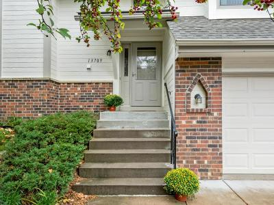 Maple Grove Condo/Townhouse For Sale: 13709 85th Avenue N