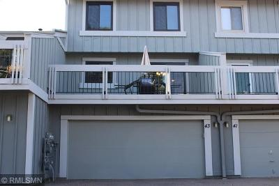 Chaska MN Condo/Townhouse For Sale: $185,000