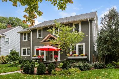 Saint Paul Single Family Home Contingent: 1788 Wellesley Avenue