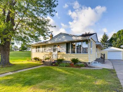 Saint Paul Single Family Home For Sale: 2167 Wilson Avenue