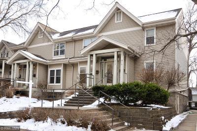 Saint Paul Condo/Townhouse For Sale: 474 Marshall Avenue #6