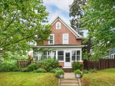Minneapolis Single Family Home For Sale: 4614 Blaisdell Avenue