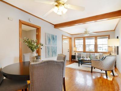 Minneapolis Single Family Home For Sale: 3512 43rd Avenue S