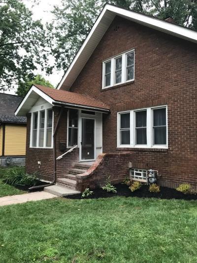 Saint Paul Single Family Home For Sale: 107 Winnipeg Avenue