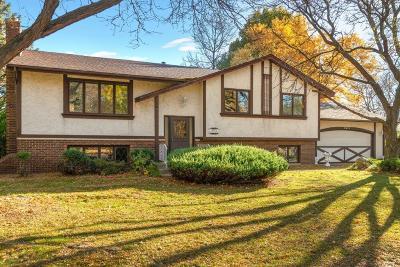 Eden Prairie Single Family Home For Sale: 8325 Heather Avenue