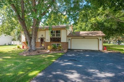 Brooklyn Park Single Family Home For Sale: 7441 Lee Avenue N
