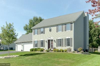 Mahtomedi Single Family Home For Sale: 61 Dunbar Way