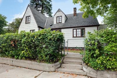 Minneapolis Single Family Home For Sale: 1025 29th Avenue NE