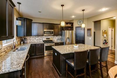 Scott County Single Family Home For Sale: 856 Stone Creek Drive