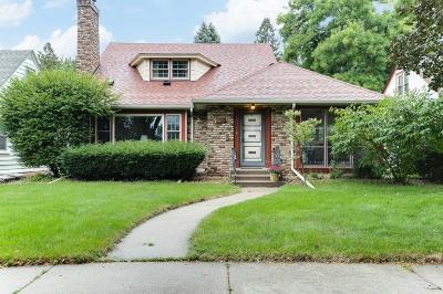 Saint Paul Single Family Home For Sale: 1089 Hoyt Avenue W