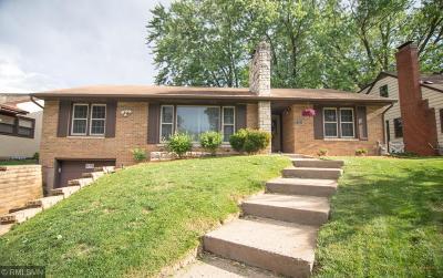 Saint Paul Single Family Home For Sale: 812 Hoyt Avenue W