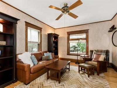 Minneapolis Single Family Home For Sale: 508 W 22nd Street