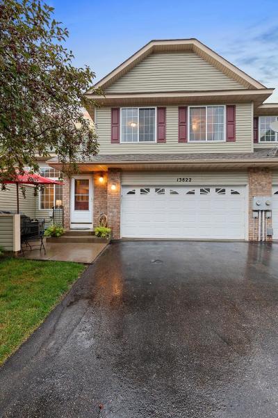 Savage Condo/Townhouse For Sale: 13822 Edgewood Avenue