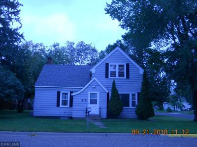 Single Family Home Contingent: 215 6th Street SE