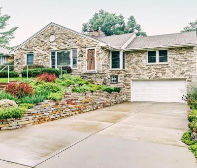 Edina MN Single Family Home For Sale: $499,900