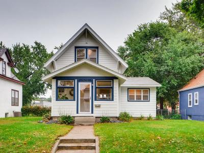 Minneapolis Single Family Home For Sale: 2623 Jackson Street NE