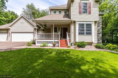 North Branch Single Family Home For Sale: 5480 Fernwood Trail