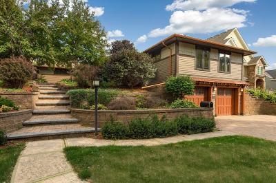 Edina MN Single Family Home For Sale: $585,000