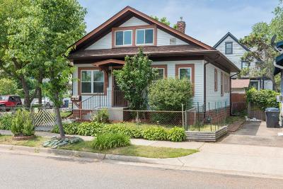 Minneapolis Single Family Home For Sale: 3644 Stevens Avenue