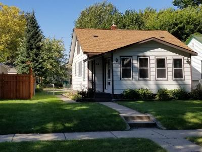 Saint Louis Park Single Family Home For Sale: 2652 Webster Avenue S