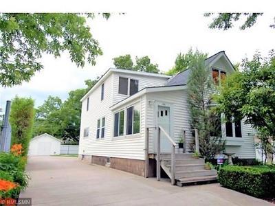 Saint Paul Single Family Home For Sale: 679 Orrin Street
