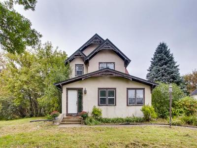 Corcoran Single Family Home Contingent: 20920 Oakdale Drive