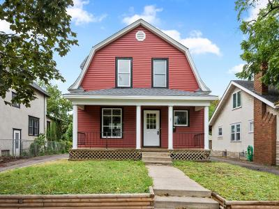 Single Family Home For Sale: 3726 Jackson Street NE