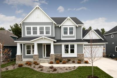Medina Single Family Home For Sale: 3096 Wild Flower Trail