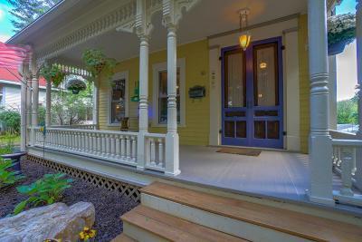 Hudson Single Family Home For Sale: 1002 4th Street