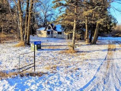 Mora Single Family Home For Sale: 1742 180th Avenue