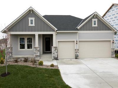 Medina Single Family Home For Sale: 3116 Wild Flower Trail