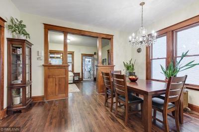 Minneapolis Single Family Home For Sale: 1818 5th Street NE