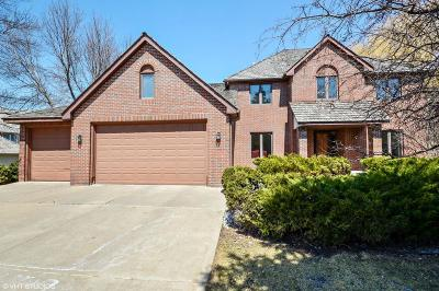 Wayzata, Plymouth Single Family Home For Sale: 12800 43rd Avenue N
